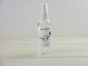 Brillenreiniger - Brille putzen mit Brillenspray